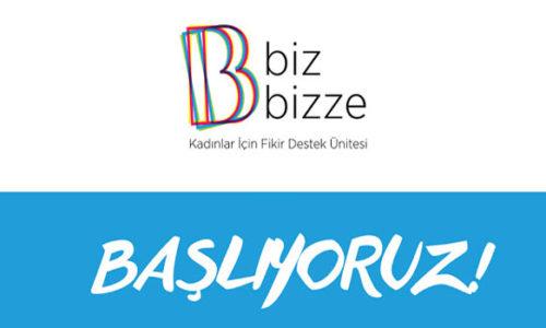 Bizbizze Projesi Gönüllü Kadınlarla Birlikte Bir Gün Değil,Her Gün Kadınların Yanında!