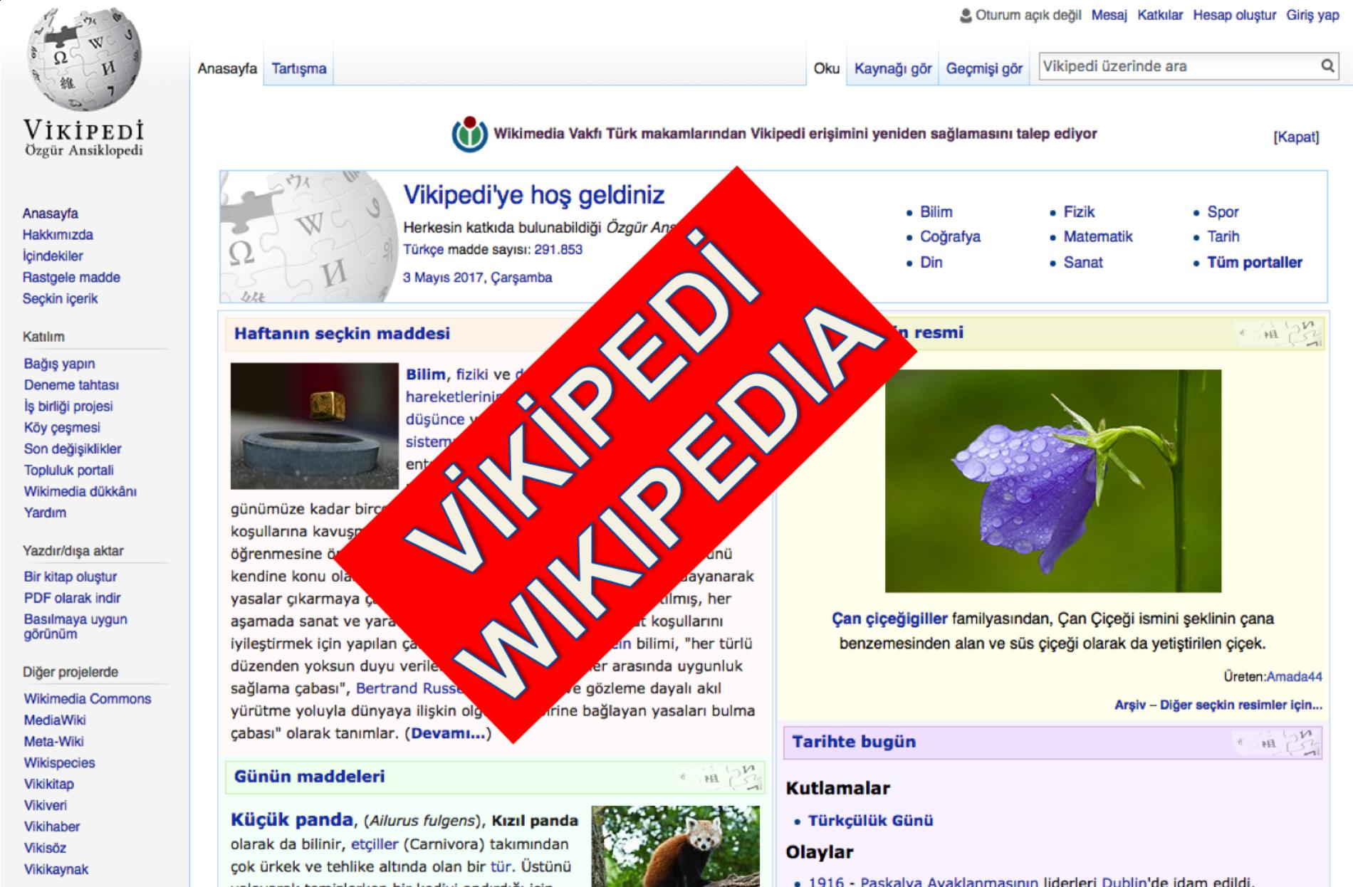 Wikimedia Vakfından Türk Makamlarına VikiPedi (Wikipedia) Çağrısı