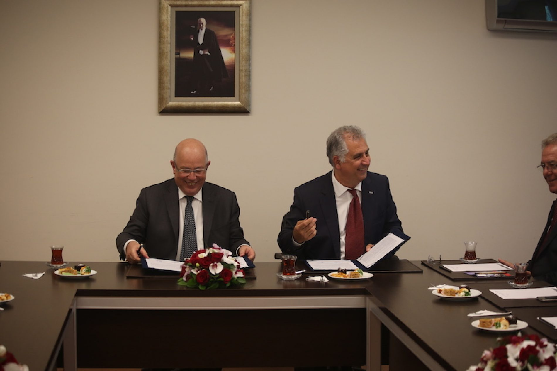 ATILIM ÜNİVERSİTESİ ile YASAD YAZILIM SANAYİCİLERİ DERNEĞİ İşbirliği Protokolü İmzalandı