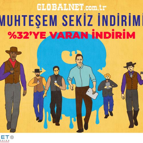 Bitrix24'ten MUHTEŞEM SEKİZ İNDİRİMLERİ
